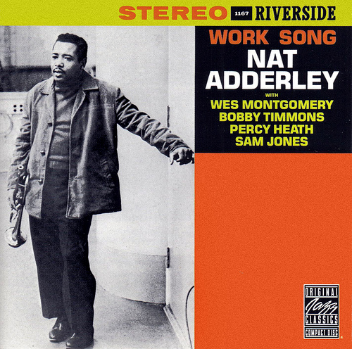 cannonball adderley - them dirty blues (sleeve art)