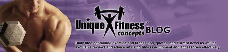 Unique Fitness Concepts Blog