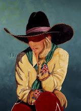 Cowgirl Ole'