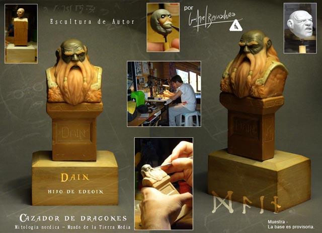 duda con sculpey