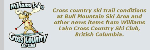 Williams Lake X-Country Ski Club