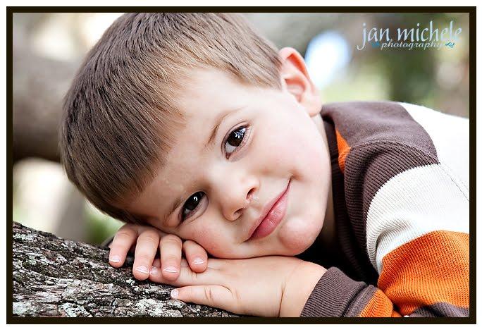 Jacksonville child portrait
