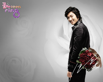 Lee Min Ho Wallpaper + Photos