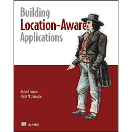 My book on location-aware applications is available for order from Amazon and major bookstores
