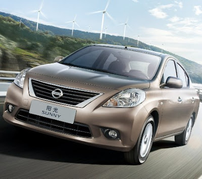 Nissan Sunny Short Review