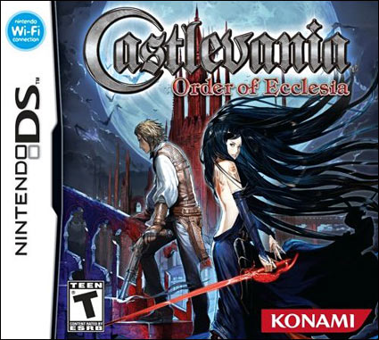 Animax Xtreme Corporation - Portal Castlevania-order-of-ecclesia