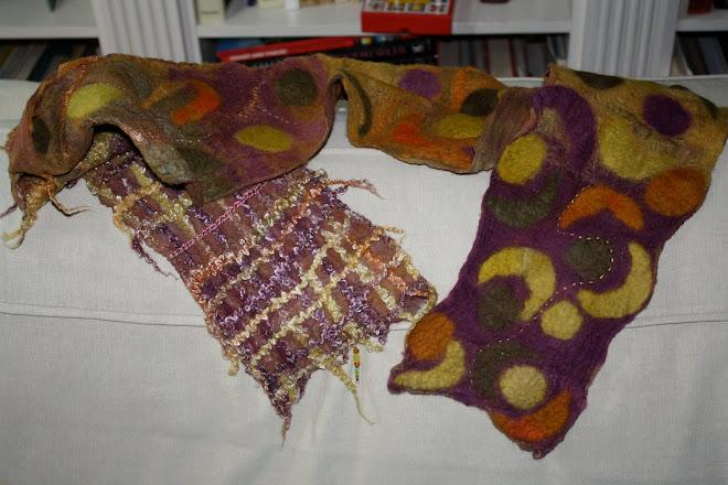 Rebecca's scarf
