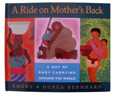 Παιδικά βιβλία όπου πρωταγωνιστούν οι μάρσιποι αγκαλιάς