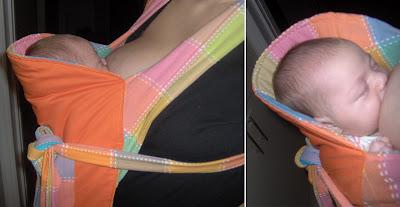 Τάισμα σε όρθια θέση, καλή λύση για μωρά με παλινδρόμηση