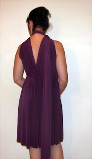 Εντυπωσιακό αλλά και πολύ ευκολοφόρετο, αυτό το φόρεμα!