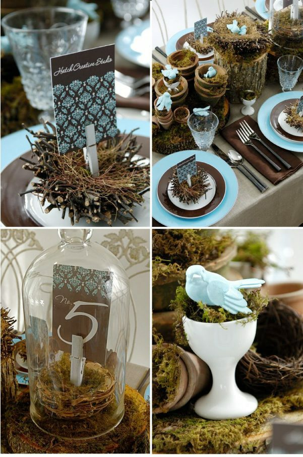 Ideas For Wedding Reception Tables