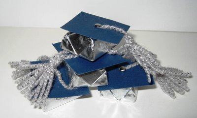 The Minky Moose Club Graduation Party Favors