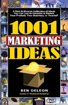 1001 Marketing Ideas