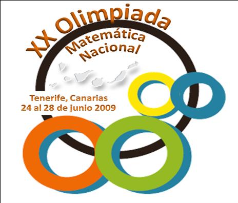 XX Olimpiada Matemática (Canarias)