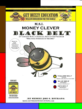 CLICK Here - PURPOSE : Help & Teach Kids to BECOME MSI MONEY Black Belts with Money