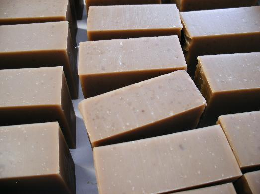 Soap recipe pine tar
