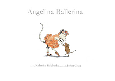 #3 Angelina Ballerina Wallpaper