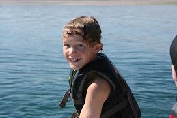 Jackson at Lake Mead