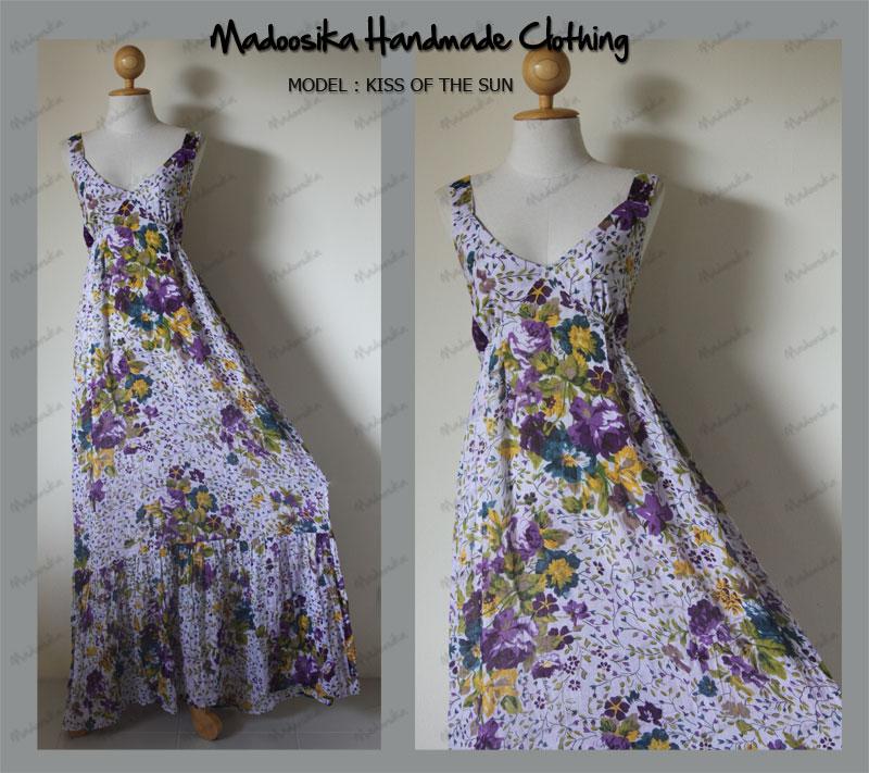 Dress maxi thailand