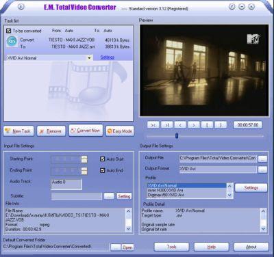 video converter gratis: