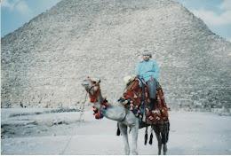 Pyramid Giza ,Meser (2004)