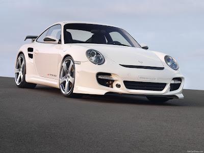 Rinspeed Auto Car : 2007 Rinspeed Porsche 997 Turbo Le Mans 600