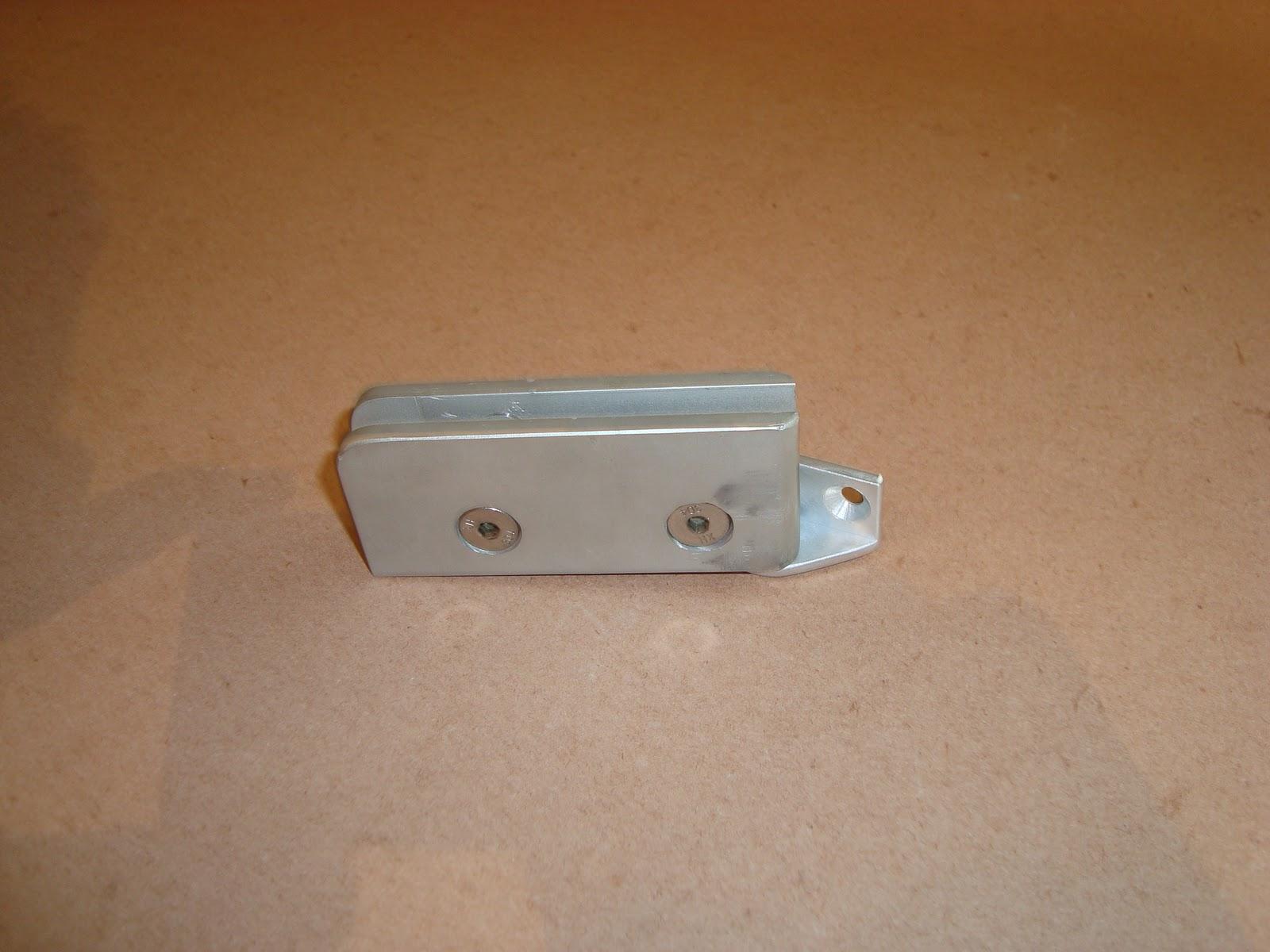 Varif ltda bisagra esquinera para puerta de ba o 6 mm for Esquineras para banos