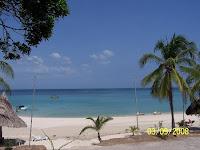 Playa en Isla Contadora