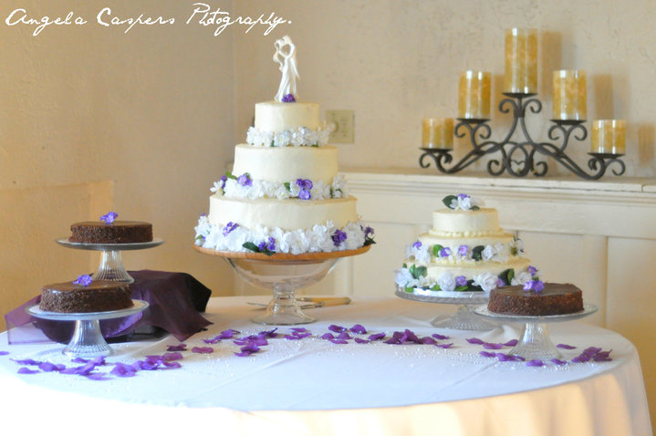 Gluten Free Wedding Cake can taste fabulous So fabulous in fact