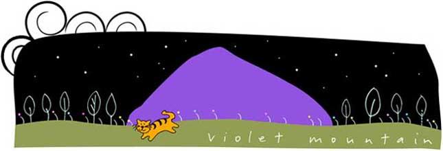 Violet Mountain