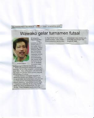 berita di Palembang Pos