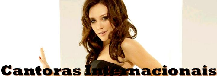 Cantoras Internacionais