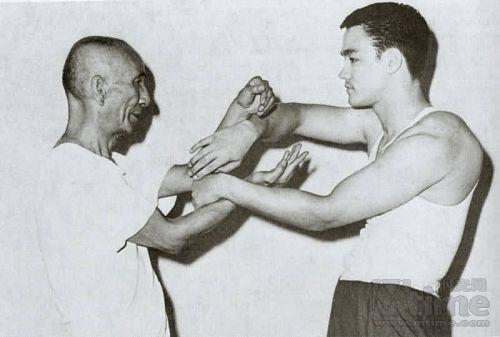 Liberate yourself from classical karate by Bruce LeeBruce Lee Quotes On Practice