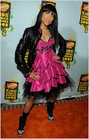 lil+mama Nickelodeon 2008 Kids Choice Awards