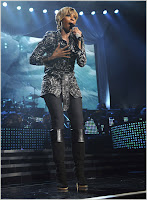 mary+j456 Jay Z & Mary J. Blige Kick Off Tour