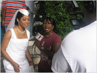 normal 11 Trina On The Set Of Single Again