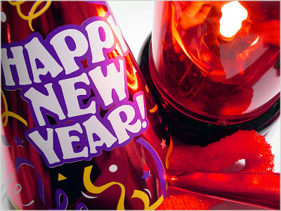 Happy New Year From That Grape Juice!