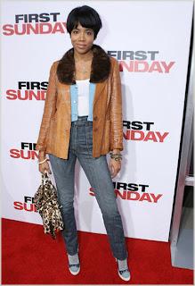 Kelis At 'First Sunday Premiere'