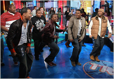 Making The Band 4 Appear On TRL