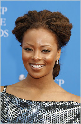 eva+hair+no+ Eva Pigford At 39th Annual NAACP Awards