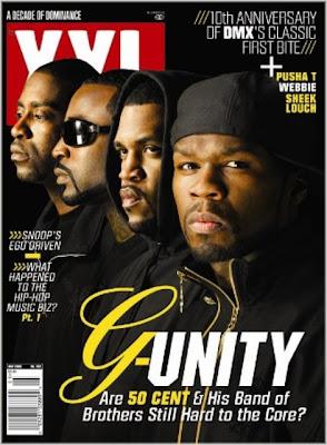 G-Unit Cover XXL