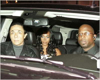 solange+bey+wedding Beyonce &amp; Jay Z Wedding Arrival Pics