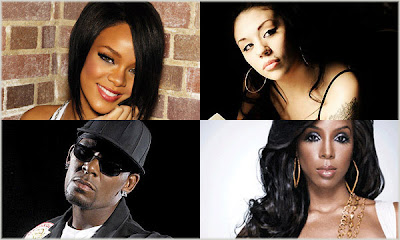 music+june New Songs; Rihanna, Mutya/Amy Winehouse, R. Kelly & Kelly Rowland