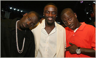 akonbros Akon &amp; Brothers To Star In Reality Show