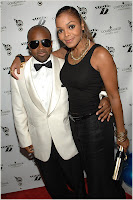 jd+party2 Jermaine Dupri Opens Studio 72