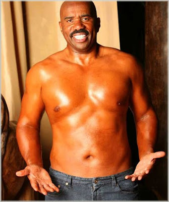 steve+harvey1 Steve Harvey Unveils New Body