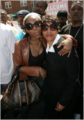 foxy+2 Foxy Brown Released From Jail