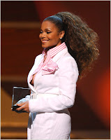 g25 Janet At The GLAAD Media Awards