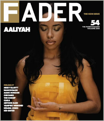 Fader Honors The Legacy Of Aaliyah