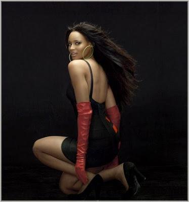 Ciara Gets Conceptual On 'Fantasy Ride'